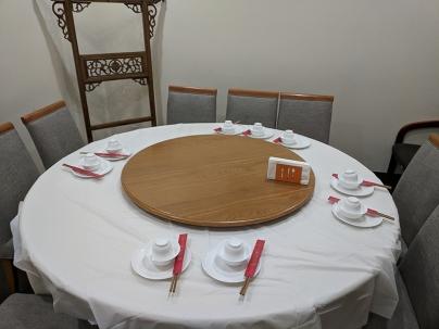 Rui Ji Sichuan, Private room