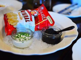 Saint Dinette, Caviar
