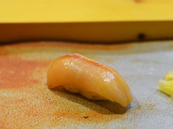 Shin Sushi, Kanpachi
