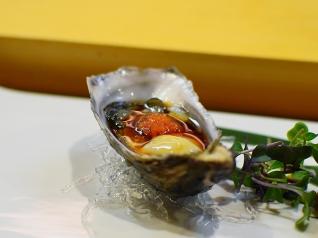 Shin Sushi, Oyster