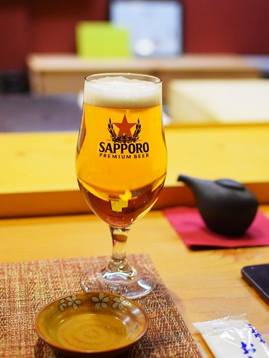 Shin Sushi, Sapporo