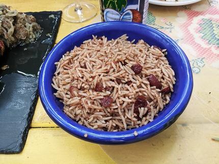 Agrikol, Rice and peas
