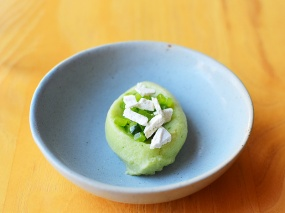 Canis, Cucumber sorbet