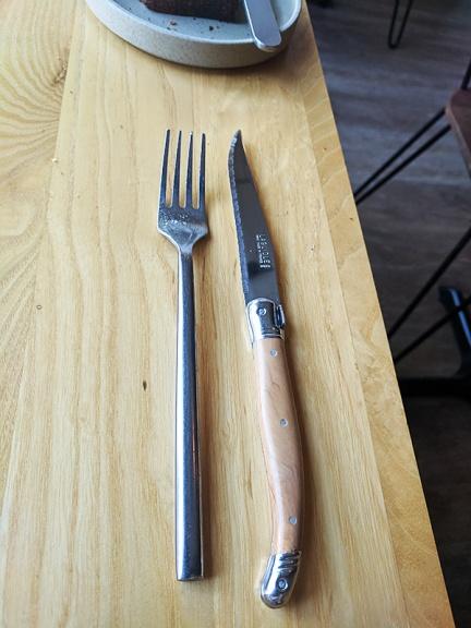 Canis, Sharper cutlery