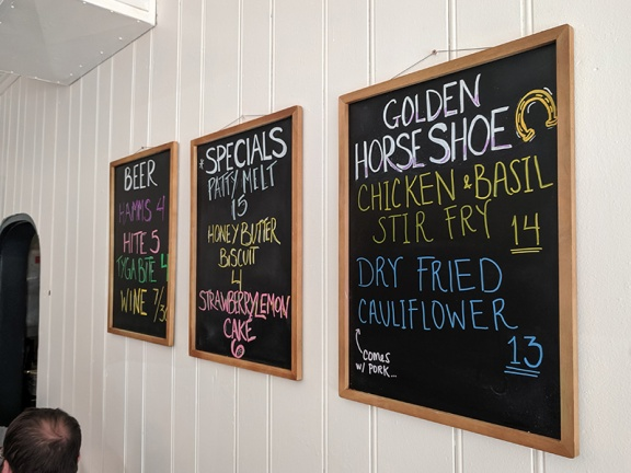 Golden Horseshoe, Specials