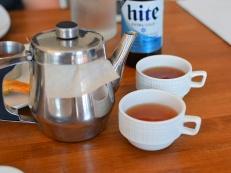 Golden Horseshoe, Tea