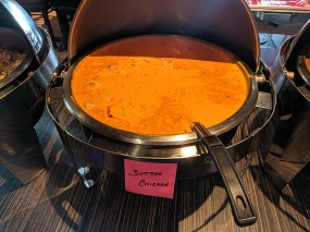 Hyderabad Indian Grill, Butter chicken