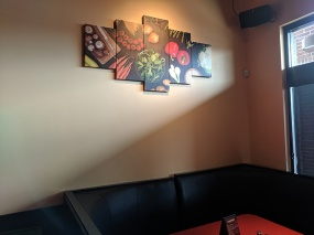Hyderabad Indian Grill, Decor2