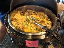 Hyderabad Indian Grill, Goat biryani