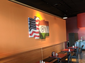 Hyderabad Indian Grill, Indo-American