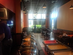 Hyderabad Indian Grill, Interior2