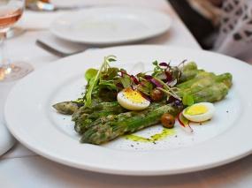 L'Express, Asparagus