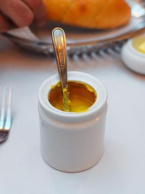 L'Express, Mustard