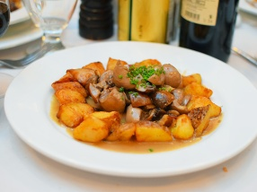 L'Express, Veal Kidneys