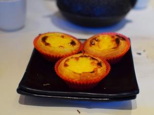Lunasia, Macau-style egg tart