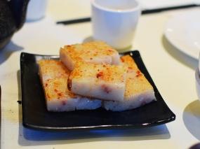 Lunasia, Pan-fried turnip cake