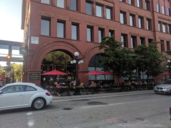 Park Square Court