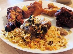 Surabhi, Chicken biryani