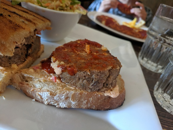 Crooked Spoon, Meatloaf