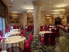 Crown Princess, Dining room