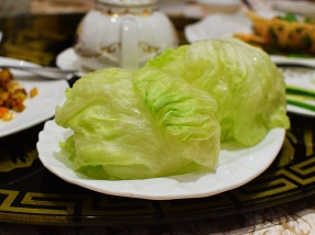 Crown Princess, Lettuce cup