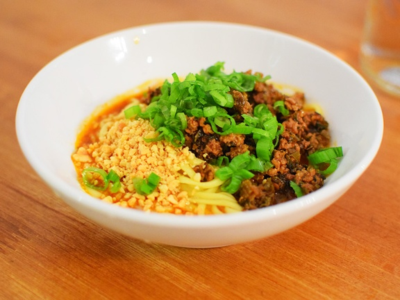 Golden Horseshoe II, Dan dan noodles