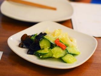 Golden Horseshoe II, Pickled veg