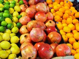 Jean-Talon 2019, Pomegranates