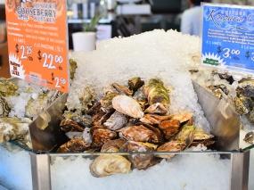La Boite Aux Huitres, Even more oysters