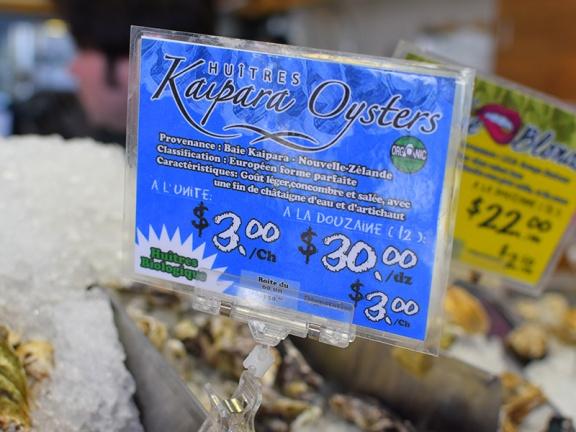 La Boite Aux Huitres, Kaipara