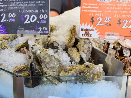 La Boite Aux Huitres, Yes, more oysters