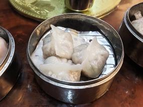 Mandarin Kitchen, Chiu Chow dumplings