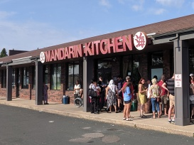 Mandarin Kitchen, Mandarin Kitchen