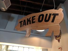 OMC Smokehouse, Take Out