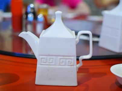 Rosewood, Tea