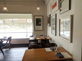 Tenant 2,Dining room, four tops