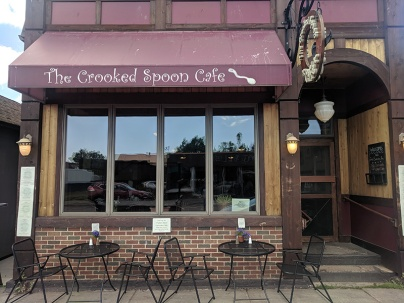 The Crooked Spoon Cafe