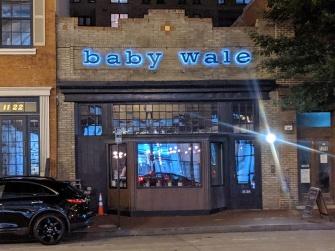 Baby Wale