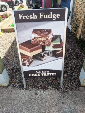 Beth's Fudge and Gifts, Fresh Fudge