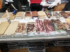 Beth's Fudge and Gifts, Fudge