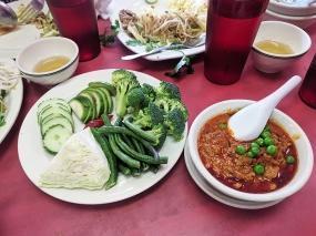 Cheng Heng, Pahok Ktiss, Veg