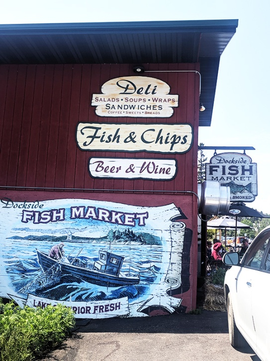 Dockside Fish & Seafood Market, Deli etc