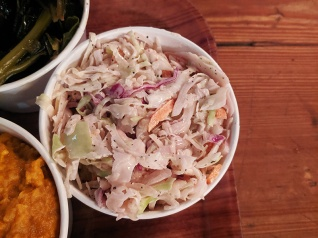 Hill Country, Cole slaw