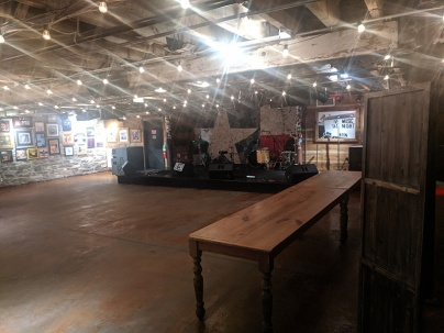 Hill Country, Downstairs Music Stage
