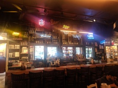 Hill Country, Inside bar