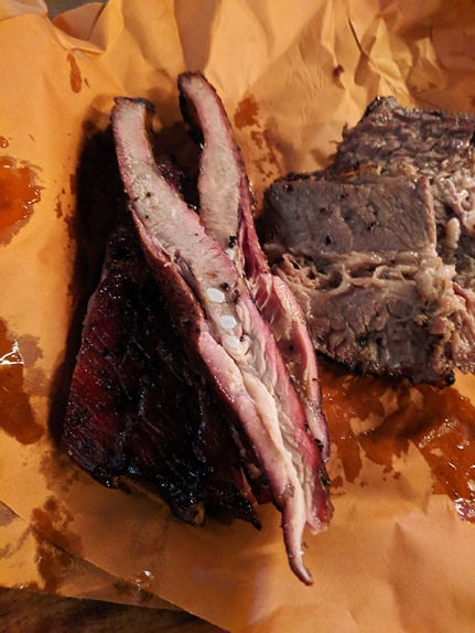 Hill Country, Ribs