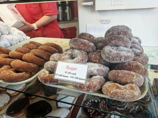 World's Best Donuts, Sugar