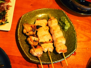 Yakitori Totto, Chicken trio