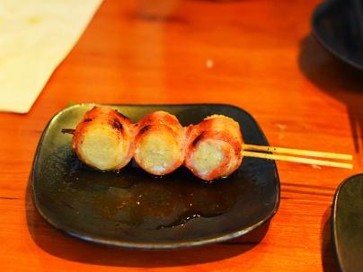 Yakitori Totto, Enoki Bacon