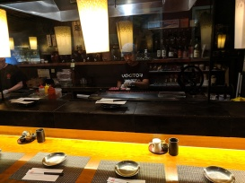 Yakitori Totto, Grilling